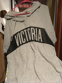 Gray and black pink by victoria's secret sweater Frackville, 17931