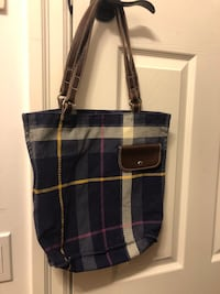 Roots Striped Tote