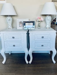 European Antique Style Nightstands Spruce Grove, T7X 0S4