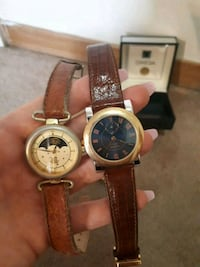 2 vintage watches  Oakville, L6J
