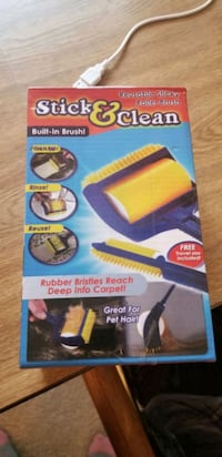 Reusable Roller Brush.  New