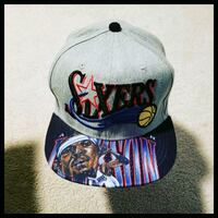AUTHENTIC NBA BASKETBALL SNAPBACK HAT.  Washington, 20002