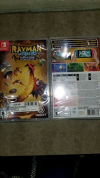 RAYMAN LEGENDS GAME NINTENDO SWITCH @BUY AND SELL KINGS (AJAX) Ajax, L1S 3V4
