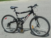 "LIKE NEW & BARELY USED ALL ALUMINUM 26"" RALEIGH TORA 21 SPEED + DUAL SUSPENSION! Mississauga"