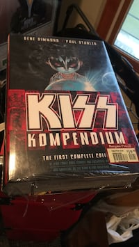 Huge KISS book. Brand new. Factory sealed Union Beach, 07735