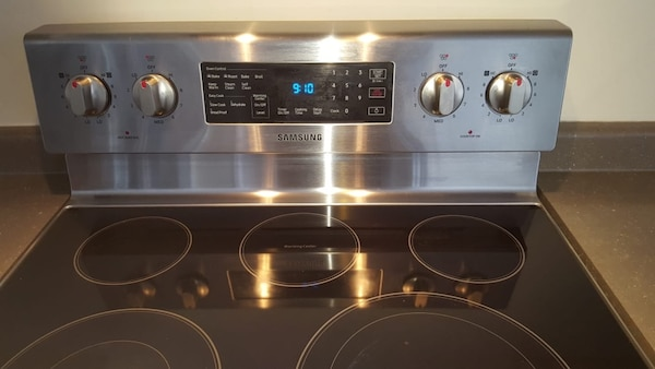 Used Electric Stove Liance For In Brampton