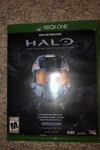 Halo master chief collection xbox one Montréal, H1K 1T9
