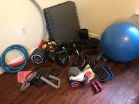 Home Gym - $365 VALUE!!! Boston