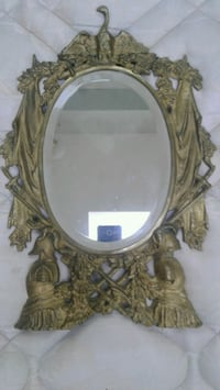 Small Art Deco mirror