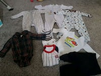 toddler's assorted clothes 10 items  Regina, S4W 0H3