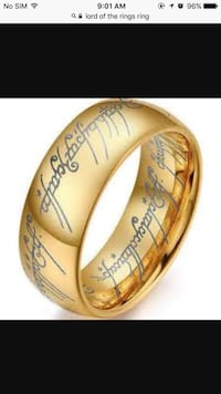 gold-colored ring screenshot Bouctouche, E4S