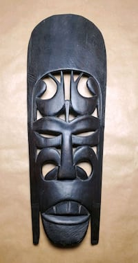African Mask Middle River