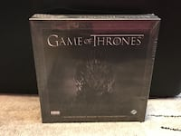 Fantasy Flight Games A Game of Thrones LCG HBO Edition *New* Springwater