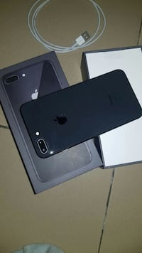 Jet Black IPhone 8 Plus 256gb