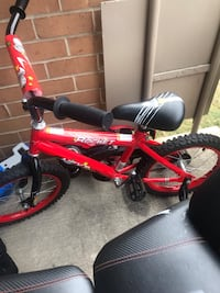 toddler's red and black bicycle Greenbelt, 20770