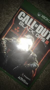 Xbox 1 black ops 3 Tallahassee, 32304