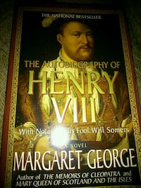 Henry the viii book