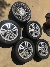 Rims & Tires  Fort George G Meade, 20755