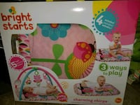 Bright starts play pad