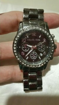 Michael Kors Watch with crystal accents  Nobleton, L0G 1N0