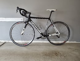 Cannondale 11 CAAD Bicycle