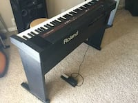 Roland digital piano Euless, 76039