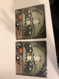 Halloween face stickers  St Catharines, L2M 3S5