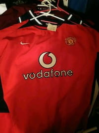 Manchester United soccer jersey Chicago, 60626