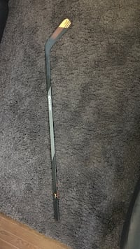Never used right hand black hockey stick