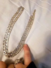 Newly Purchased .925-Thick Silver Chain (only) Calgary, T2K 0C9