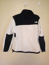 Black&White Womens Large Jacket White Post, 22663