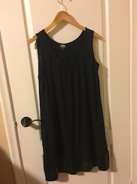 Dress black Great Condition size large  539 km