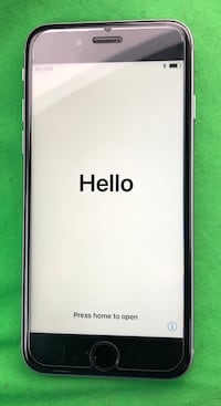 iPhone 6s 128gb Fjell, 5357