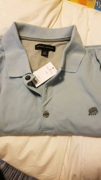 Men's Banana Republic polo shirt L Pitt Meadows, V3Y 1H4