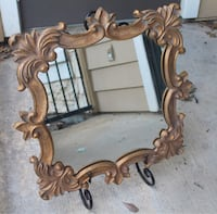 French Style Stand Up or Wall Mirror Frisco, 75035