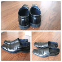 Leather shoes (barely used) - size 10 Calgary, T2P