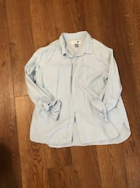 Old Navy Chambray Button Down - L Frederick, 21701