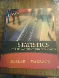 Statistics for Mgmt. & Economics