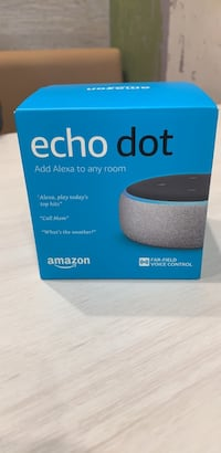 Amazon Echo Dot 2nd generation box Hawthorne, 90250
