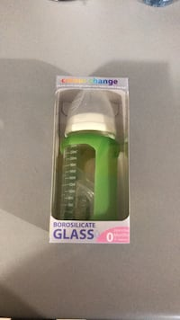 Colour change borosilicate glass bottles  King, L7B 1L1