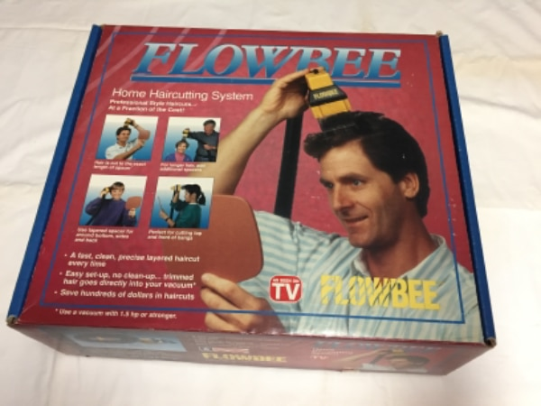 Flowbee Haircutting System ee1804d2-381d-4142-8355-014c74232e8c