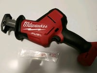 red and black Milwaukee cordless power tool Lakewood, 80214