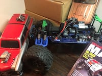 XMAXX RC car and much more Ulysses, 14886