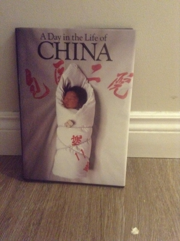 A day in the life of China book