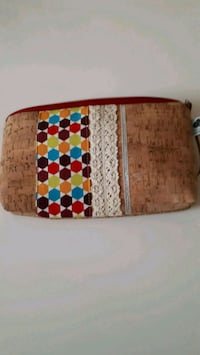 Wristlet Made of Cork