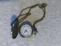 Air force pocket watch with new battery Denison, 75020