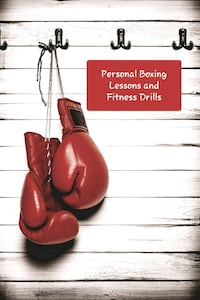 Personal Boxing Lessons and Fitness Drills San Rafael