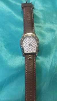 Aigner silver white brown watch Vaughan, L4J 0G8