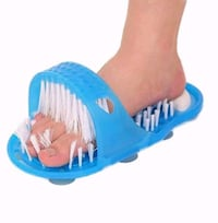 Never used foot scrubber massager for shower tub Montreal, H8T