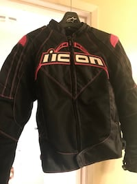 Women's ICON Contra motorcycle jacket San Bernardino, 92404